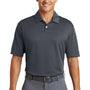 Nike Mens Dri-Fit Moisture Wicking Short Sleeve Polo Shirt - Dark Grey
