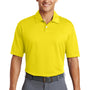 Nike Mens Dri-Fit Moisture Wicking Short Sleeve Polo Shirt - Tour Yellow