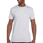 Hanes Mens Nano-T Short Sleeve Crewneck T-Shirt - Ash Grey