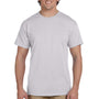 Hanes Mens EcoSmart Short Sleeve Crewneck T-Shirt - Light Steel Grey