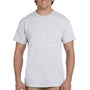 Hanes Mens EcoSmart Short Sleeve Crewneck T-Shirt - Ash Grey