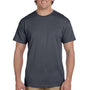 Hanes Mens EcoSmart Short Sleeve Crewneck T-Shirt - Smoke Grey