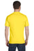 Hanes 5180 Mens Beefy-T Short Sleeve Crewneck T-Shirt Yellow Back