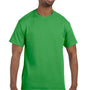 Hanes Mens ComfortSoft Short Sleeve Crewneck T-Shirt - Shamrock Green