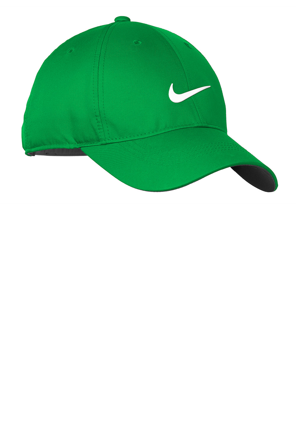 Nike 548533 Mens Dri-Fit Moisture Wicking Adjustable Hat Kelly Green Front