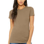 Bella + Canvas Womens Pebble The Favorite Short Sleeve Crewneck T-Shirt