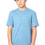 Threadfast Apparel Youth Short Sleeve Crewneck T-Shirt - Royal Blue