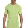 Comfort Colors Mens Short Sleeve Crewneck T-Shirt w/ Pocket - Celedon Green