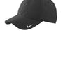 Nike Mens Moisture Wicking Adjustable Hat - Black