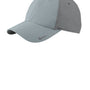 Nike Mens Moisture Wicking Adjustable Hat - Cool Grey/Dark Grey