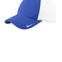 Nike Mens Moisture Wicking Adjustable Hat - Game Royal Blue/White