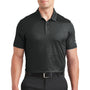Nike Mens Dri-Fit Moisture Wicking Short Sleeve Polo Shirt - Black