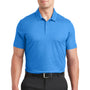 Nike Mens Dri-Fit Moisture Wicking Short Sleeve Polo Shirt - Brisk Blue