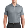 Nike Mens Dri-Fit Moisture Wicking Short Sleeve Polo Shirt - Cool Grey
