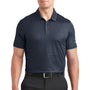Nike Mens Dri-Fit Moisture Wicking Short Sleeve Polo Shirt - Marine Blue