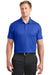 Nike 838964 Mens Dri-Fit Moisture Wicking Short Sleeve Polo Shirt Royal Blue Front