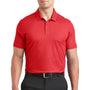 Nike Mens Dri-Fit Moisture Wicking Short Sleeve Polo Shirt - University Red