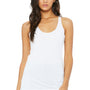 Bella + Canvas Womens Tank Top - Solid White