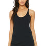 Bella + Canvas Womens Tank Top - Solid Black