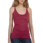 Bella + Canvas Womens Tank Top - Red