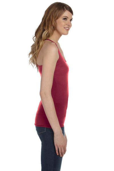 Bella + Canvas 8430 Womens Tank Top Red Side