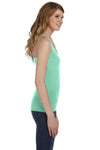 Bella + Canvas 8430 Womens Tank Top Green Side