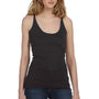 Bella + Canvas Womens Tank Top - Charcoal Black