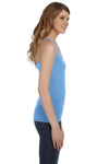 Bella + Canvas 8430 Womens Tank Top Blue Side