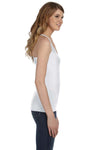 Bella + Canvas 8430 Womens Tank Top White Fleck Side