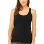 Bella + Canvas Womens Tank Top - Heather Black