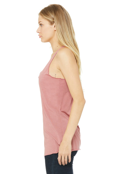 Bella + Canvas 8430 Womens Tank Top Mauve Side