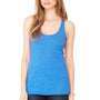 Bella + Canvas Womens Tank Top - True Royal Blue