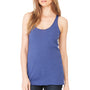 Bella + Canvas Womens Tank Top - Navy Blue