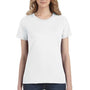 Anvil Womens Short Sleeve Crewneck T-Shirt - White