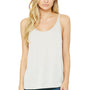 Bella + Canvas Womens Slouchy Tank Top - Heather Dust