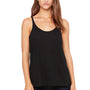 Bella + Canvas Womens Slouchy Tank Top - Black