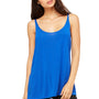 Bella + Canvas Womens Slouchy Tank Top - True Royal Blue