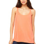 Bella + Canvas Womens Slouchy Tank Top - Coral