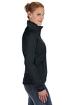 Marmot 98300 Womens Tempo Water Resistant Full Zip Jacket Black Side