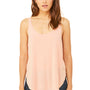 Bella + Canvas Womens Flowy Tank Top - Peach