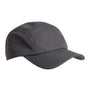 Big Accessories Mens Pearl Performance Adjustable Hat - Charcoal Grey