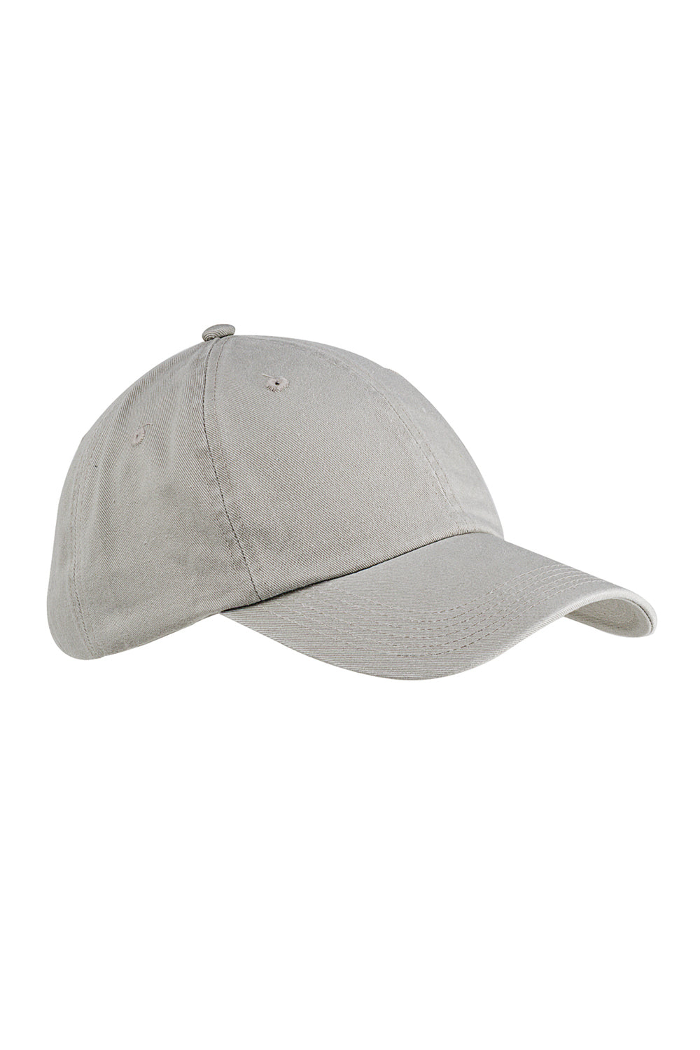 Big Accessories BX005 Mens Adjustable Hat Stone Front