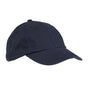 Big Accessories Mens Adjustable Hat - Navy Blue
