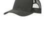 Port Authority Mens Adjustable Trucker Hat - Steel Grey