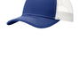 Port Authority Mens Adjustable Trucker Hat - Patriot Blue/White