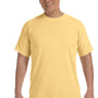 Comfort Colors Mens Short Sleeve Crewneck T-Shirt - Butter Yellow