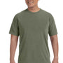 Comfort Colors Mens Short Sleeve Crewneck T-Shirt - Sage Green