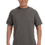 Comfort Colors Mens Short Sleeve Crewneck T-Shirt - Pepper Grey