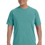 Comfort Colors Mens Short Sleeve Crewneck T-Shirt - Seafoam Green