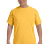 Comfort Colors Mens Short Sleeve Crewneck T-Shirt - Citrus Yellow